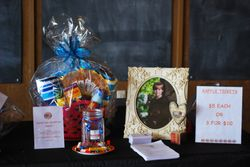 Thank you to all of our Raffle prize donors