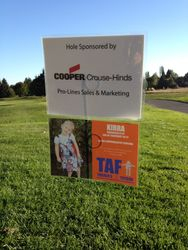 Hole Sponsored By Cooper Industries