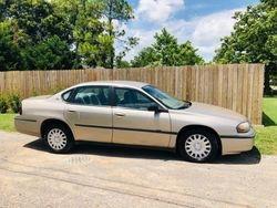 2003 Chevrolet Impala  $2,600