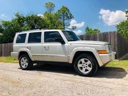 2008 Jeep Commander  $6,900