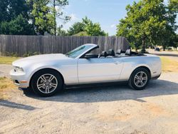2012 Ford Mustang  $6,950