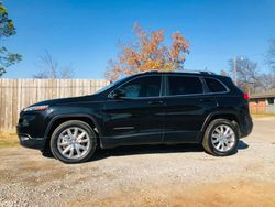 2015 Jeep Cherokee Limited  $9,900
