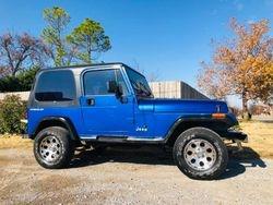 1994 Jeep Wrangler 4x4  $6,500