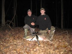 First Whitetail