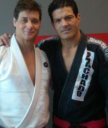 Bryan Genesse and Master JJ Machado