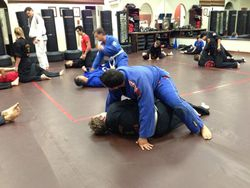 Rolling At BGBJJ and RISING SUN
