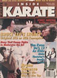 Magazine Cover w/Bryan Genesse
