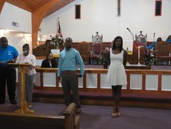 2014 Graduation Recognition Sunday