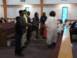 The Children's Message - First Sunday