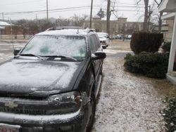 Winter at Ward