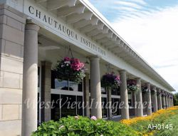 Welcome Center - Chautauqua institution