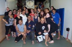 Women's Self Defense Class 4-10