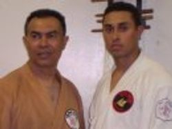 Hanshi Ibarra and Shihan Ibarra