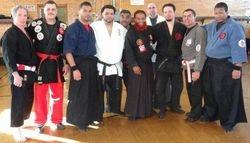 Shishikan Dojo Seminar 3-312