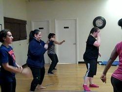 Kickboxing Class Shred Factory