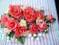 Roses Spray