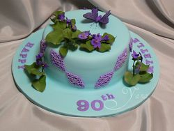 Violets for Life