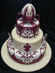 Burgundy Wedding