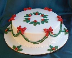 Family Xmas Cake