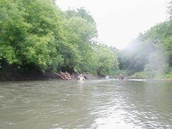 A Small Rapids