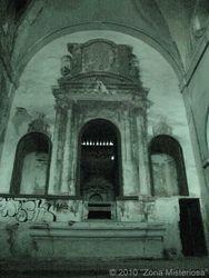 Altar vacio