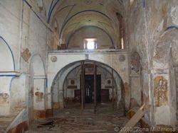 Interior hacia la puerta