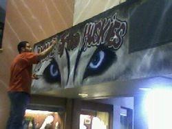 Huffines Huskies Eyes