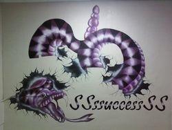 Rattlesnake Mural Cont.