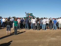 AgFair at Broken Hill May 2010