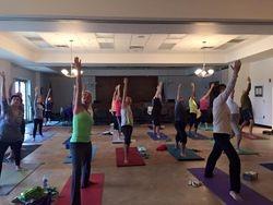 Town Hall yoga