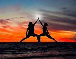 Sunset Yoga - Yoga on the beach - Indian Rocks Beach