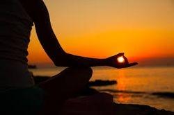 Yoga on the beach - Indian Rocks Beach