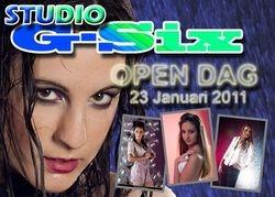 Open dag studio G-six