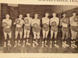 1956 Centralia Varsity Basketball