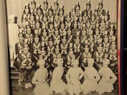 Centralia Marching Band 1959