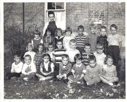 Class of 1978 in Kindergarten