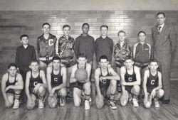 Centralia JH Basketball 1951