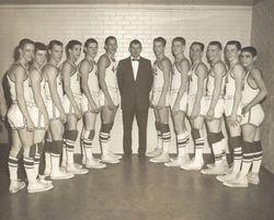Centralia Varsity 1960-61