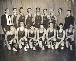 Centralia Varsity 1961-62