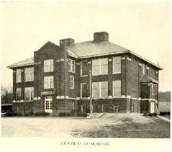 Green Township School 1916-1923