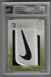 2011-12 ITG Ultimate Ultimate Glove [1/1]