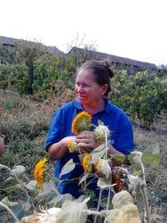 Mariana Lelea, inzenjer zastite bilja, selo Torak