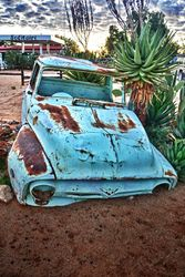 Sotitaire - Old Car