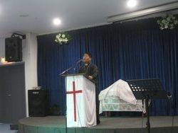 Pastor Sermon
