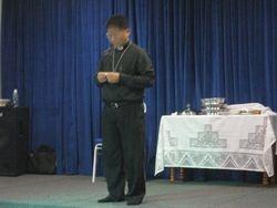 Pastorin chhang a phel lai