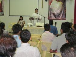 MCF JB preaching
