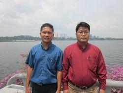 with Lalthankima, Tuivar