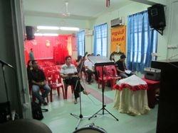Penang MCF before worship