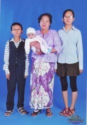 Grandma & Grandchildren