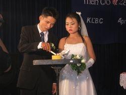 Than Oo weds Zartei